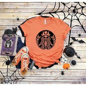Tops - Halloween Starbucks